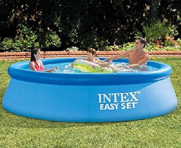 Intex Easy set pool 10ft Review
