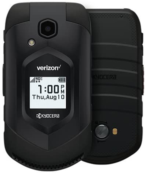 Kyocera DuraXV LTE Renewed Flip Phone