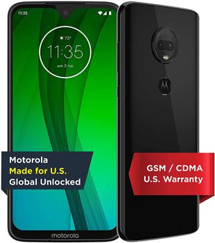 Motorola Moto G7 Factory Unlocked Smartphone