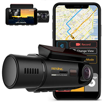 Rexing V3 dual camera