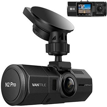 Vantrue N2 Uber Dual Dash Cam