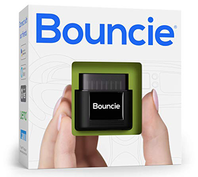 Bouncie GPS navigation system
