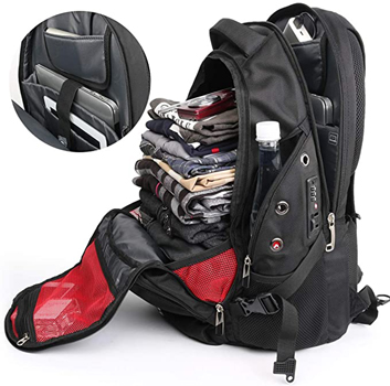 CrossGear Anti Theft Backpack