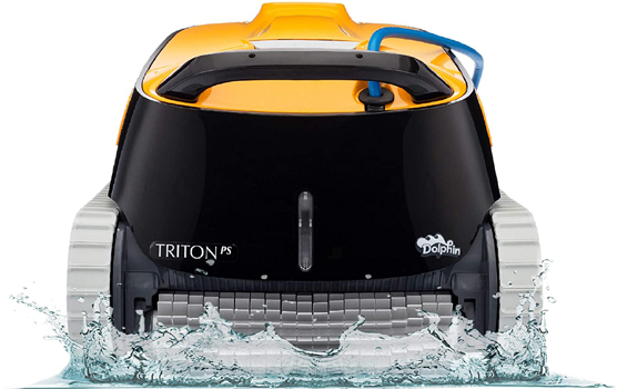 Dolphin Triton Ps Automatic Pool Cleaner