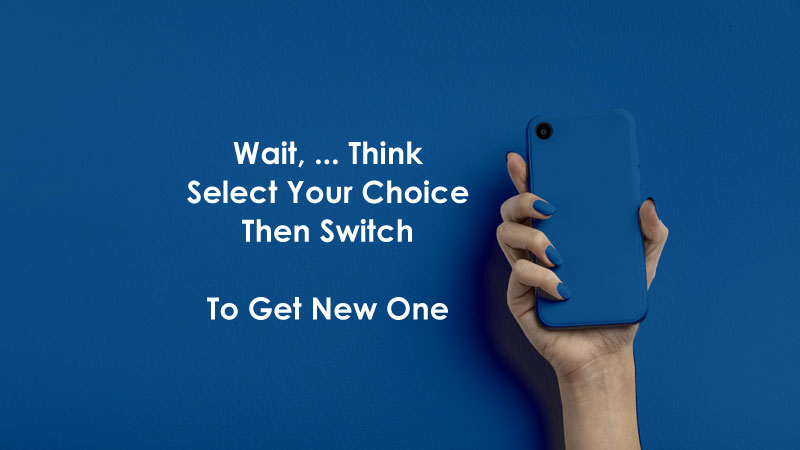 Free Phones When You Switch