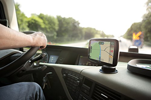 TomTom Trucker 620 6-Inch GPS Navigation Device for Trucks
