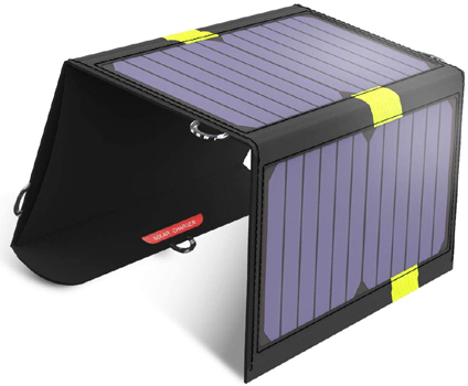 20-Watt X-Dragon Travel Solar Battery Charger