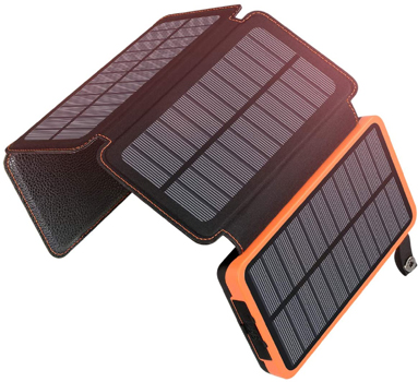 5-Watt ADDTOP Travel Solar Charger