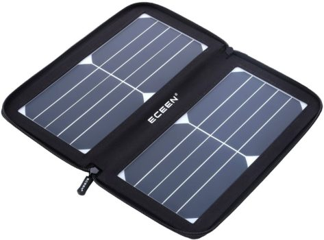Eceen Travel Solar Battery Charger