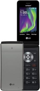 LG - Exalt 4G LTE VN220 Cell Phone