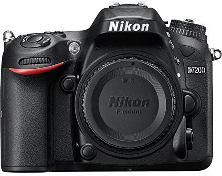 Nikon D7200 - Best cameras for product photography