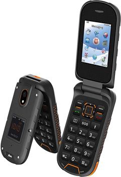 Plum Ram 8 - 3G Rugged Flip Phone