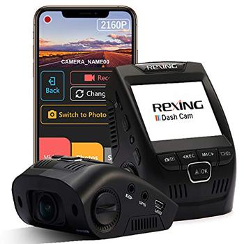 Rexing V1-4K Ultra HD Dashcam