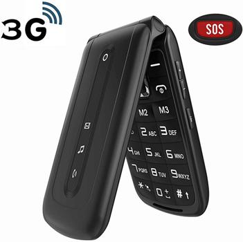 Ushining 3G Unlocked Flip Phone