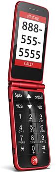 Jitterbug Flip Easy to use Cell Phone for Seniors