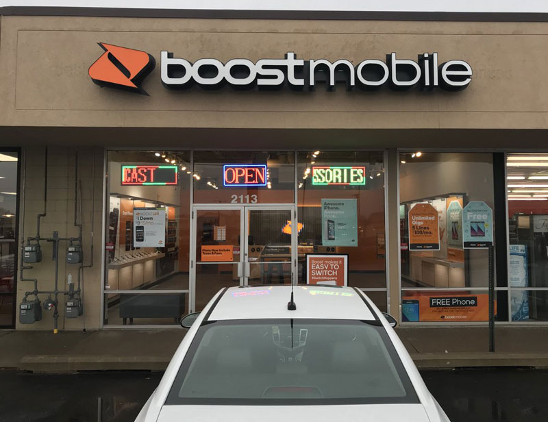Boost Mobile Free Phone