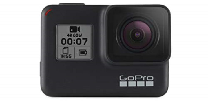 GoPro HERO7 4K Camera for filmmaking