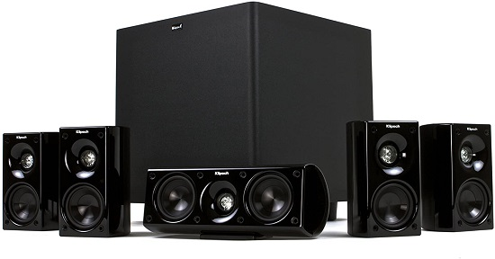 Best budget home theater systems - Klipsch HDT-600 Home Theater System
