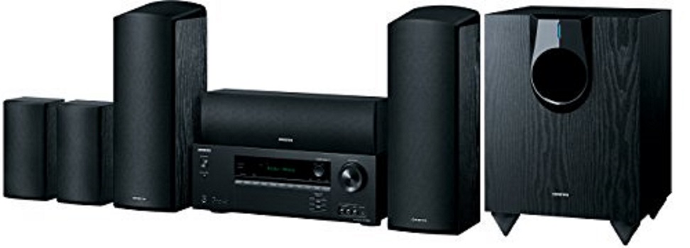 Onkyo HT-S5800 5.1.2-Channel Dolby Atmos Home Theater System
