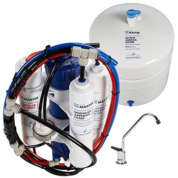 Home Master TMAFC Artesian Reverse Osmosis Water Filter System
