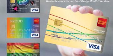 Wells Fargo Custom Card Design