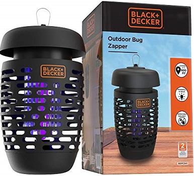 BLACK+DECKER Bug Zapper Indoor & Outdoor Mosquito Trap
