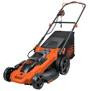 CM2043C Cordless Black+ Decker lawn mower