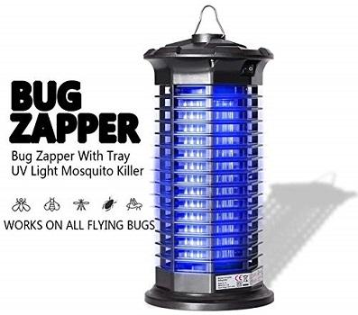 Garsum Bug Zapper Electric Mosquito Killer Trap