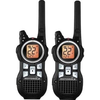 Motorola MR350R Long-Range Walkie Talkies