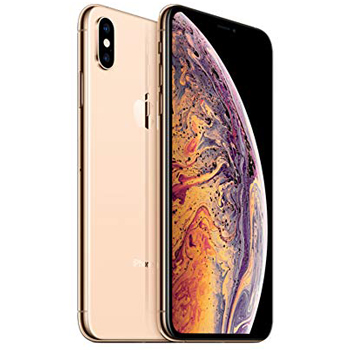 Apple iPhone XS Max, 64GB, Gold - Fully Unlocked
