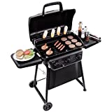Compare Master Cook 3 Burner and Char-Broil Classic 360-3 Gas Grill