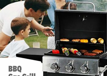 Master Cook 3 Burner Gas Grill Review
