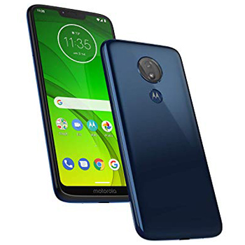Moto G7 power 32GB, Blue- Global Unlocked