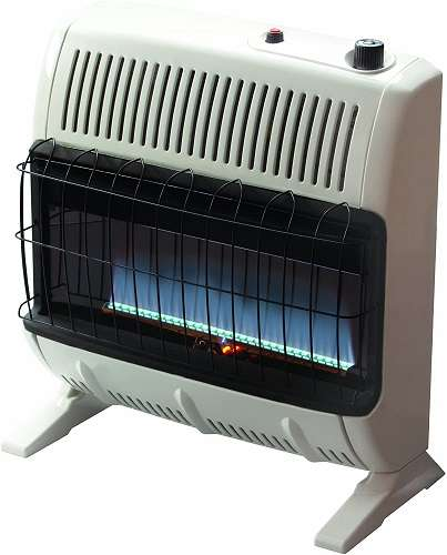 Best Ventless Propane Heater - Mr. Heater 30000 BTU Vent-Free Heater