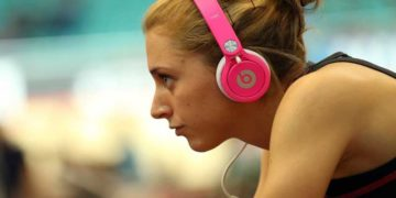 Over Ear Headphones for Working Out