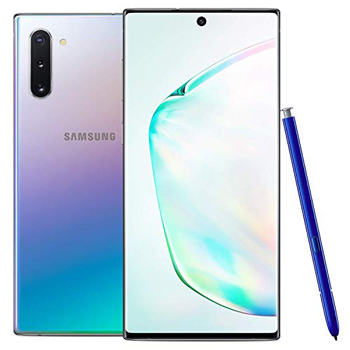 Samsung Galaxy Note 10, 256GB, Aura Glow - Fully Unlocked