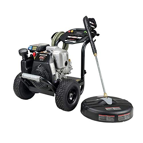 Simpson Cleaning MS61033-S 3300 PSI