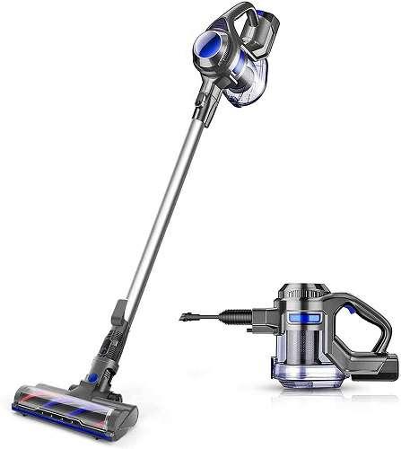 MOOSOO X6 Stick Handheld Vacuum Cleaner