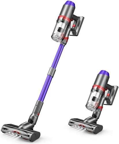 ONSON EV696 PRO Portable Stick Vacuum Cleaner
