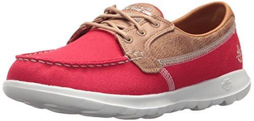 skechers Red Go Walk Lite 15430 Shoe