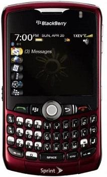 Blackberry Curve 8330