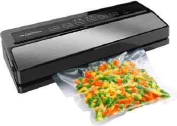 GERYON Vacuum Sealer Machine Review