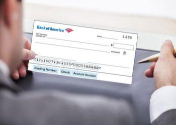 Free Bank Of America Order Checks